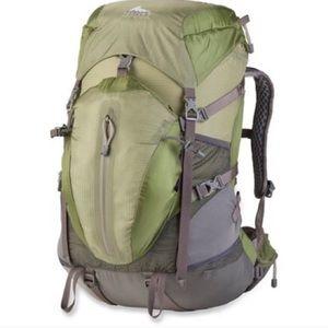 Gregory Jade 50 L Womens XS hiking backpack Green